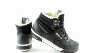 Женские зимние спортивные ботинки