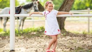 Детские сандалии популярных брендов