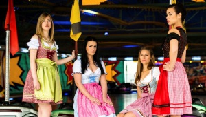 Немецкий национальный костюм