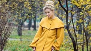 Салоп - пальто с пелериной