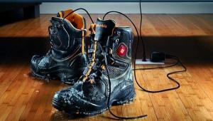 Ботинки с подогревом