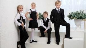 Школьные туфли на каблуке