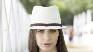 Шляпа-трилби
