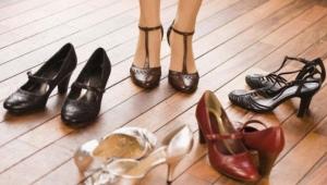 Туфли большой полноты