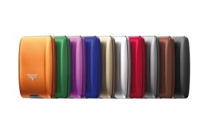 Алюминиевый кошелек