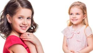 Детские серебряные сережки