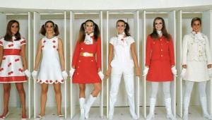 Мода: 60-е годы