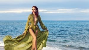 Пляжная одежда и купальники