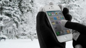 Сенсорные перчатки iGloves
