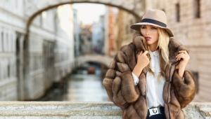 Женские зимние шляпы