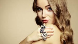 Кольца - модные тенденции