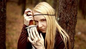 Славянские кольца-обереги