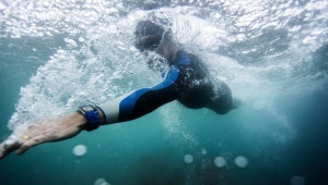 Фитнес-браслеты для плавания