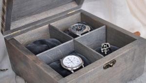 Как хранить наручные часы?
