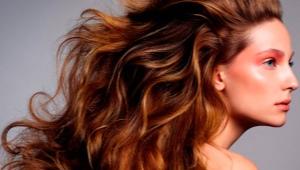 Оттеночные средства для темных волос