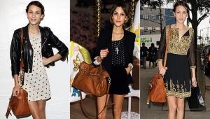 Женская сумка-саквояж