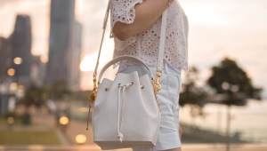 Женская торба - удобная сумка-мешок