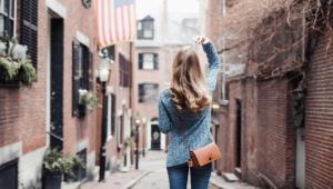 Женские сумки «Кросс-боди»