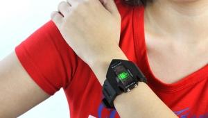 Наручные светодиодные часы