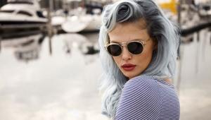 Серые оттеночные средства для волос