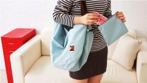 Женская сумка-трансформер