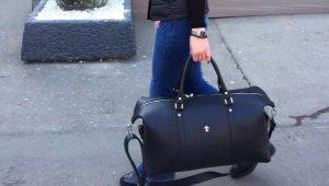 Дорожная сумка своими руками: выкройка и пошив