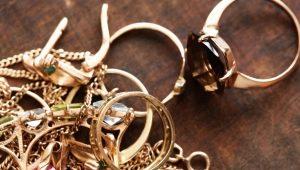 Как быстро и эффективно почистить золото с камнями?