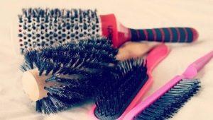 Как почистить расческу для волос?