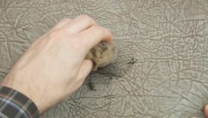 Эффективные средства и методы выведения пятен от ручки с кожзама