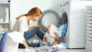 Правила ручной и машинной стирки одежды и других вещей для дома