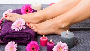 Как правильно ухаживать за ногами и какие средства использовать?
