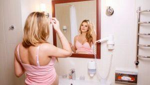 Правила ухода за кожей лица во время беременности
