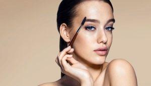 Прямые брови: кому подойдут и как их сделать?