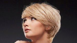 Стрижка «пикси» для круглого лица: варианты на разную длину волос и оригинальные идеи укладки