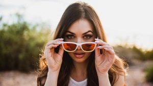 Выбираем солнцезащитные очки для вытянутой формы лица