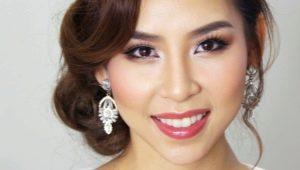 Макияж для азиатских глаз: виды и тонкости нанесения косметики