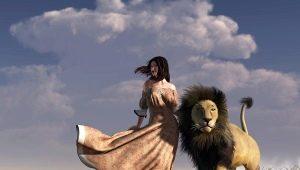 Характеристика женщины Льва, рожденной в год Козы