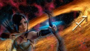 Характеристика женщины Стрельца в различных сферах жизни
