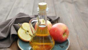 Особенности применения яблочного уксуса для лица