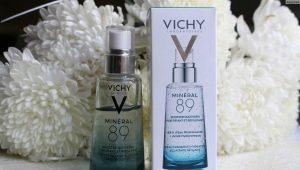 Сыворотка Vichy Mineral 89: состав и способ применния