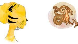 Женщина Козерог-Тигр: особенности личности и совместимость с другими знаками
