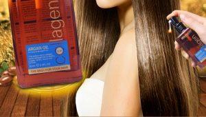 Аргановое масло для волос: свойства и правила использования