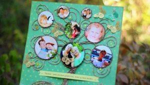 Делаем подарок на годовщину свадьбы родителей своими руками