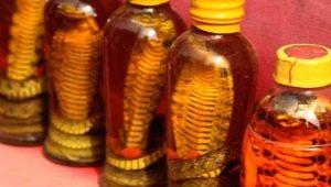 Характеристика и применение змеиного масла