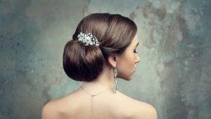 Собранные прически на свадьбу: красивые высокие укладки с фатой, диадемой и короной
