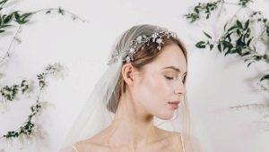 Свадебные прически с фатой: стильные образы и рекомендации по подбору