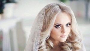 Свадебные прически с распущенными волосами: модные тенденции и выполнение укладок