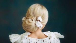 Свадебный пучок: классический, итальянский или небрежный?