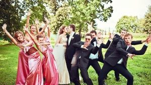 Танец друзей на свадьбе – оригинальный подарок молодоженам