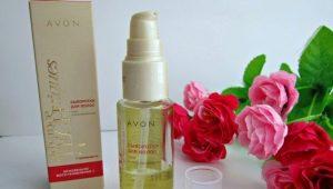 Виды и описания сывороток для волос Avon